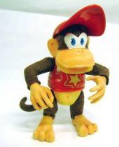 Nintendo Universe - Donkey Kong - Marvel Ent. Action Figure - Diddy Kong