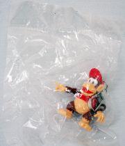 Nintendo Universe - Donkey Kong - Super Power Premium Plastic Figure - Diddy Kong