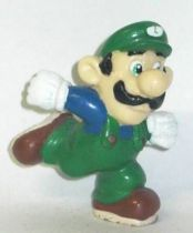 Nintendo Universe - Mario Bros. - Applause PVC Figure - Luigi running
