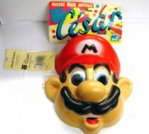 Nintendo Universe - Mario Bros. - Face-Mask (by César) - Mario