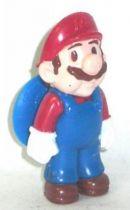 Nintendo Universe - Mario Bros. - Kellogs pvc figure - Mario with suction on back
