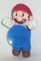 Nintendo Universe - Mario Bros. - Kellogs PVC Figure - Mario with suction on front