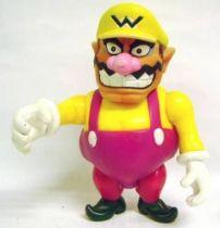 Nintendo Universe - Mario Bros. - Marvel Ent. Action Figure - Wario