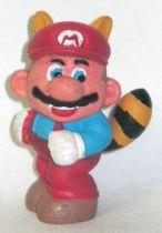 Nintendo Universe - Mario Bros. - Miniland PVC Figure - Mario with racoon tail