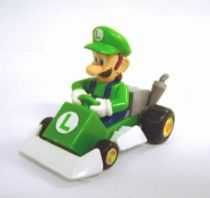 Nintendo Universe - Mario Kart DS - Tomy - Luigi (Gacha Machine)
