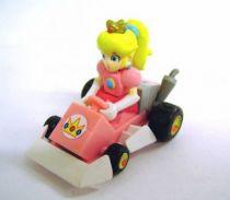 Nintendo Universe - Mario Kart DS - Tomy - Princess Peach (Gacha Machine)