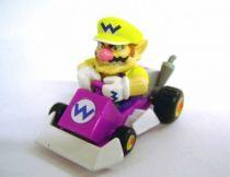 Nintendo Universe - Mario Kart DS - Tomy - Wario (Gacha Machine)