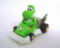 Nintendo Universe - Mario Kart DS - Tomy - Yoshi (Gacha Machine)