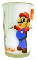 Nintendo Universe - Super Mario 64 - Leclerc Mustard glass - Mario & Bowzer