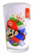 Nintendo Universe - Super Mario 64 - Leclerc Mustard glass - Mario