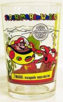 Nintendo Universe - Super Mario World - Amora Mustard glass - #3 Undersea adventures
