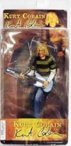 Nirvana - Kurt Cobain - NECA action figure