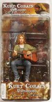 Nirvana - Kurt Cobain \'\'Unplugged\'\' - NECA action figure