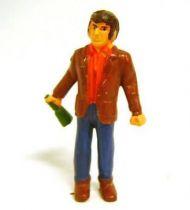 Nobody\'s Boy Remi - Bogi PVC figure - Barberin