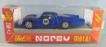Norev N° 809 Série P Jet Car Renault Alpine A 220 Bleu en Boite 1/43