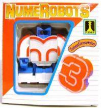 NumeRobots - Number 3