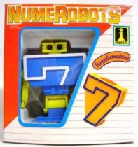 NumeRobots - Number 7