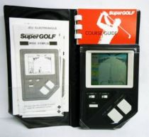 Oguro Enterprises - Electronic Handheld Game - Super Golf