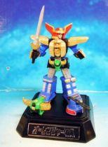 Ohranger - Ohranger Robo with Horn Head & Cannon Head (Soul of Chouzoukei) - Bandai