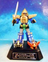 Ohranger - Ohranger Robo with Vulcan Head & Graviton Head (Soul of Chouzoukei) - Bandai