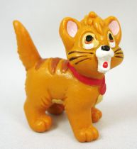 Oliver & Company - Bully pvc figure - Oliver