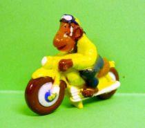 OMO (Detergent) - \'\'Maousse Costo\'\' on motorbike