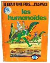 Once upon a time in Space - Story book Sogemo France 3 edition - The humanoids