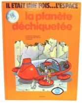 Once upon a time in Space - Story book Sogemo France 3 edition - The ripped planet