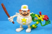 Once upon a time Life - Immune systems & Virus - Comic Spain PVC figure