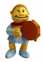 Once upon a time Man - Jumbo with Tambourine - Delpi PVC Figure