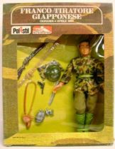 Once upon a time... Storia delle Grandi Battaglie - Polistil - Japanese Infantry Soldier (Franco Tiratore Giapponese)