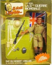 Once upon a time... WWII. - Mego - British Desert Rat