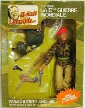 Once upon a time... WWII. - Mego - British Paratrooper