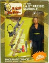Once upon a time... WWII. - Mego - Chinese Guerrila