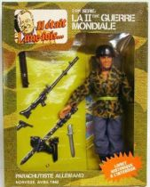 Once upon a time... WWII. - Mego - German Paratrooper