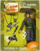 Once upon a time... WWII. - Mego - German Soldier