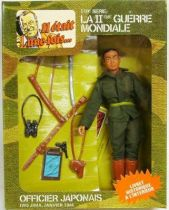 Once upon a time... WWII. - Mego - Japanese Officer