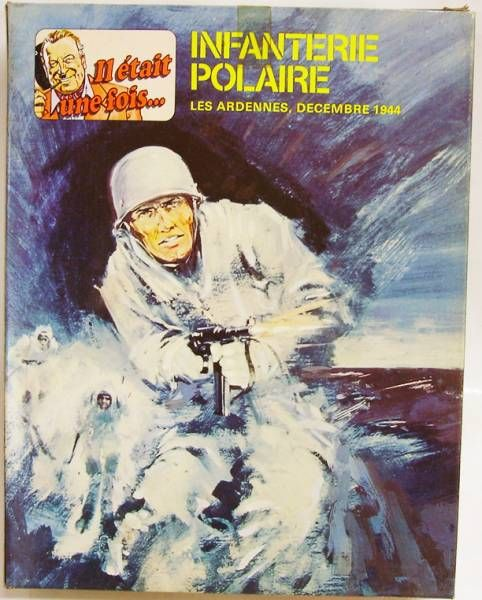 Once upon a time... WWII. - Mego - Polar Infantry