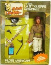 Once upon a time... WWII. - Mego - U.S. Airforce Pilote