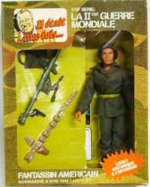 Once upon a time... WWII. - Mego - U.S. G.I.