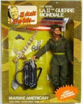 Once upon a time... WWII. - Mego - U.S. Marines