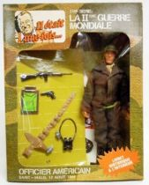 Once upon a time... WWII. - Mego - U.S. Officer