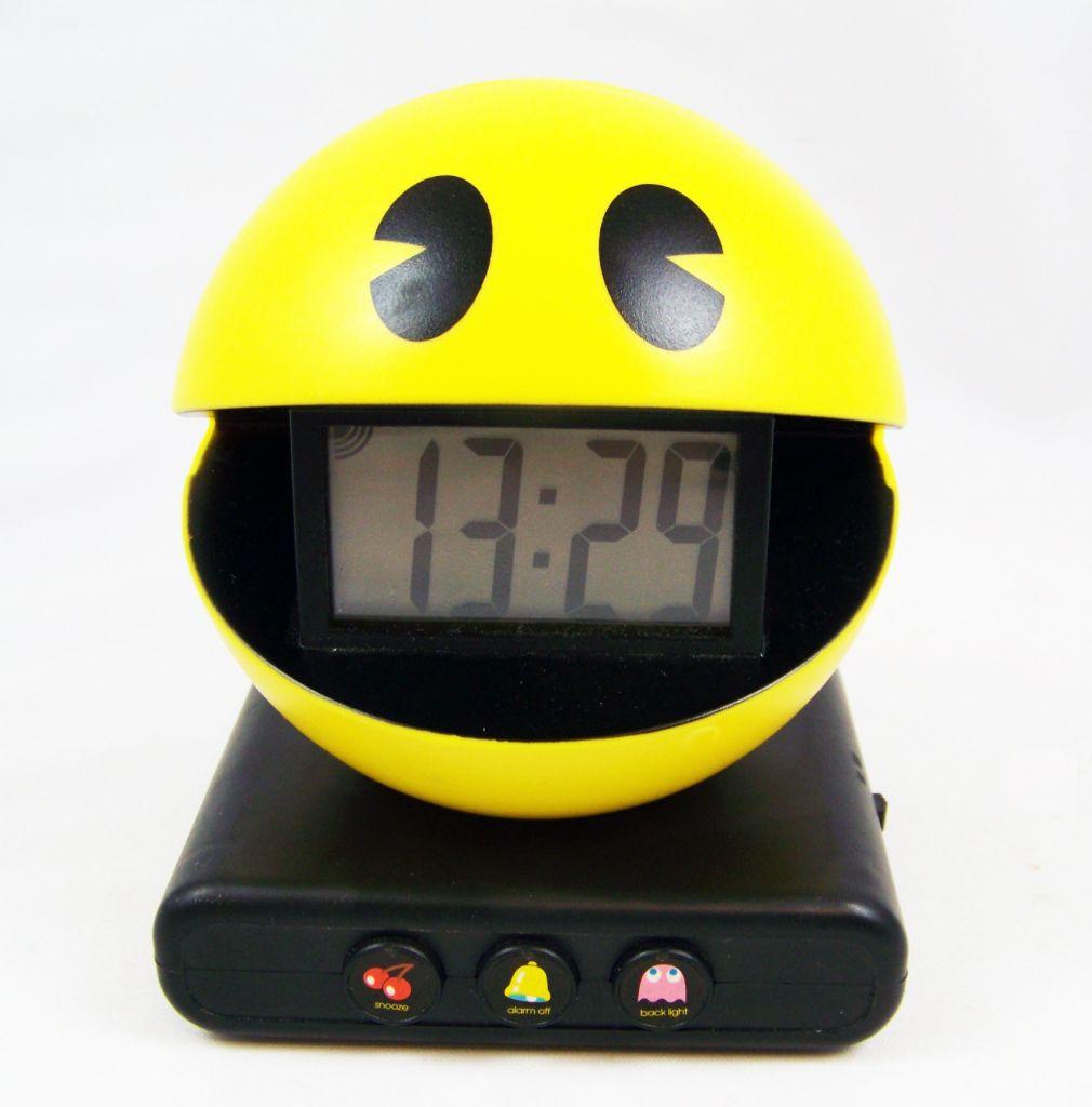 Pac-Man - Paladone - Pac-Man Alarm Clock (Réveil Matin) 01