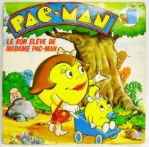 Pac-Man - Record-Book 45s - AB Prod. 1984