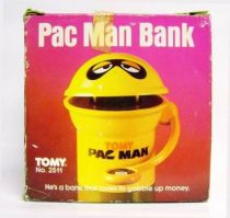 Pac-Man - Tomy - Pac-Man Bank
