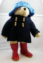 Paddigton Bear - 20\'\' plush doll - Dunlop 1975