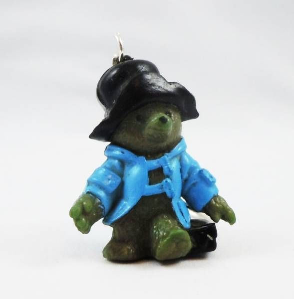 Paddington Bear - PVC Figure Keychain