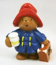 Paddington Bear - Schleich PVC Figure - Travelling Paddington
