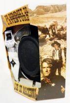 Panache Blanc - Cowboy Child Costume (black) - Mackenna\'s Gold (Carl Foreman\'s production starring Gregory Peck, Omar Sharif,