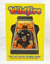 Parker Brothers - Handheld Game - Wildfire the Electronic Pinball Game